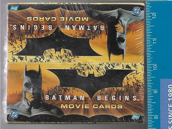 BATMAN BEGINS SET OF 90 CARDS KATIE HOLMES