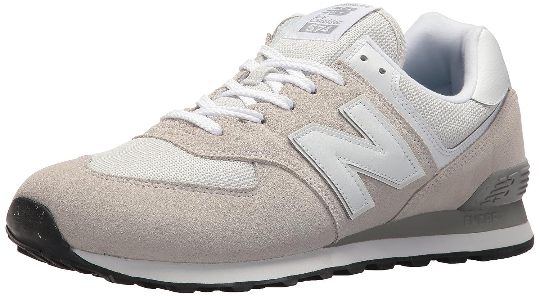 New Balance Herren Ml574E Sneaker,  38 EU|Mehrfarbig (Nimbus Cloud/Ml574egw)