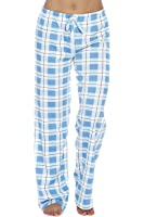 Just Love 100% Cotton Jersey Women Plaid Pajama Pants / Sleepwear