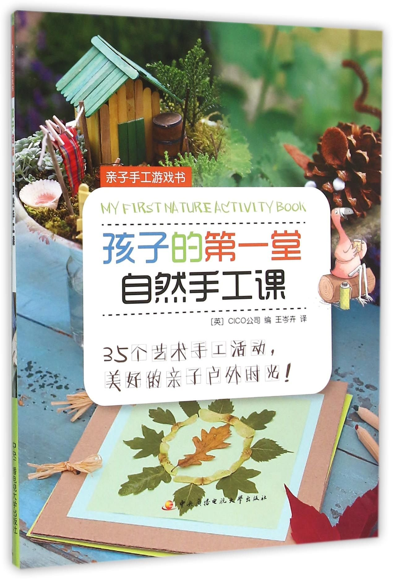 Download My First Nature Activity Book (Chinese Edition) ebook
