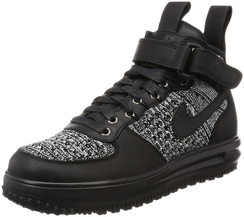 Nike W LunarForce 1 Fkyknit Workboot Women s Sneaker Black 860558 001, Size 39