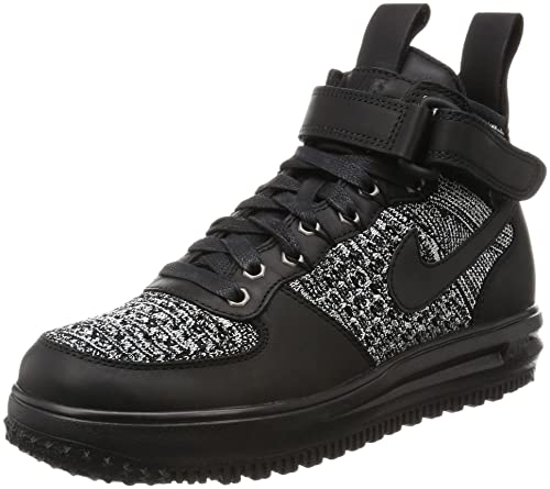 NIKE Womens Lunar Force 1 Flyknit Workboot Trainer Fashion Sneakers   Amazon.ca  Shoes   Handbags 5a03e5f4c1