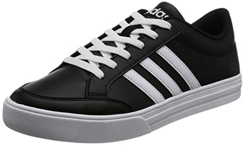 the best attitude cc46b 41a0d adidas Mens VS Set Low-Top Sneakers, (Core Black Footwear White 0)