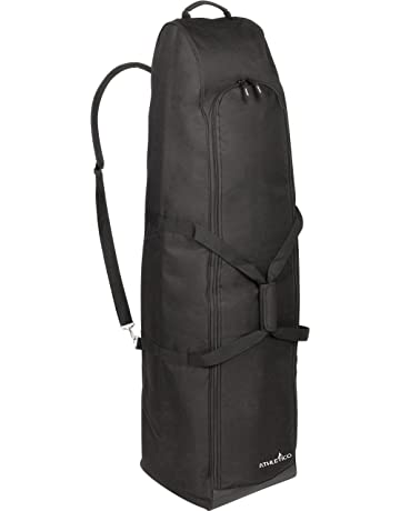 Athletico Padded Golf Travel Bag - Golf Club Travel Cover to Carry Golf  Bags and Protect 721b826da8782