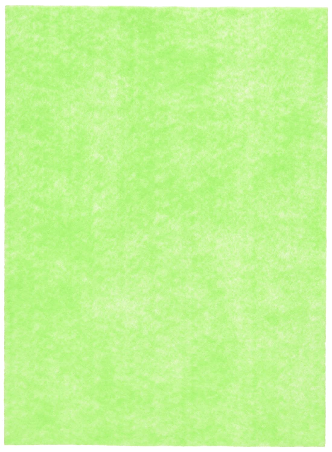 Rainbow Classic Felt 9X12-Neon Green  24 per pack Notions In Network