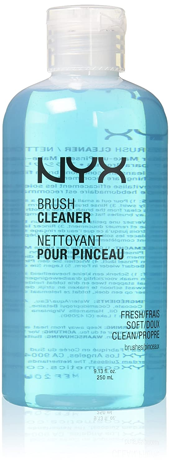 NYX Makeup Brush Cleaner Blue NYX Professional Makeup