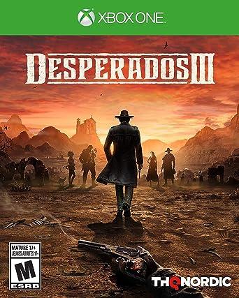 Amazon Com Desperados 3 Xbox One Thq Nordic Nordic Games Video Games