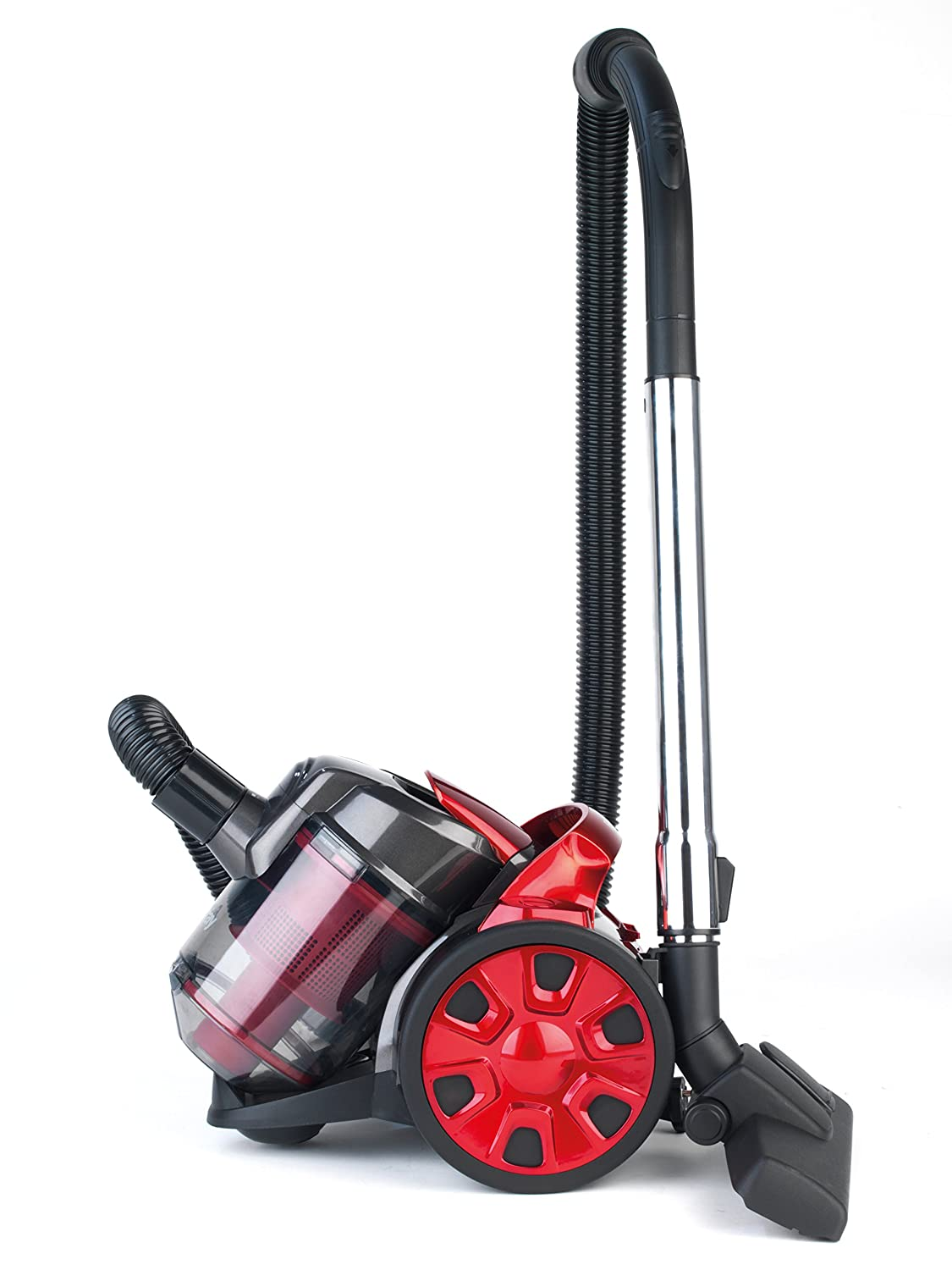 Beldray BEL0456 Compact Vac Lite Vacuum Cleaner 1000 W Red Amazoncouk Kitchen Home