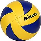 MIKASA - MVA 1,5, Mini pallone da pallavolo, diametro 15 cm, colore: Multicolore