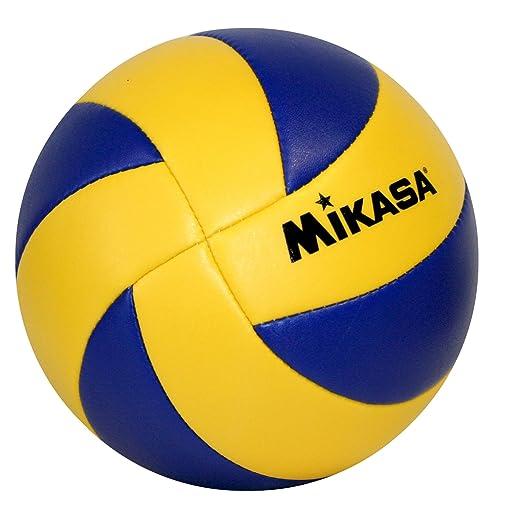16 opinioni per MIKASA- MVA 1,5, Mini pallone da pallavolo, diametro 15 cm, colore: Multicolore