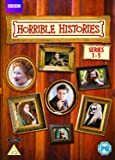 Horrible Histories - Series 1-5 [DVD] [2001]