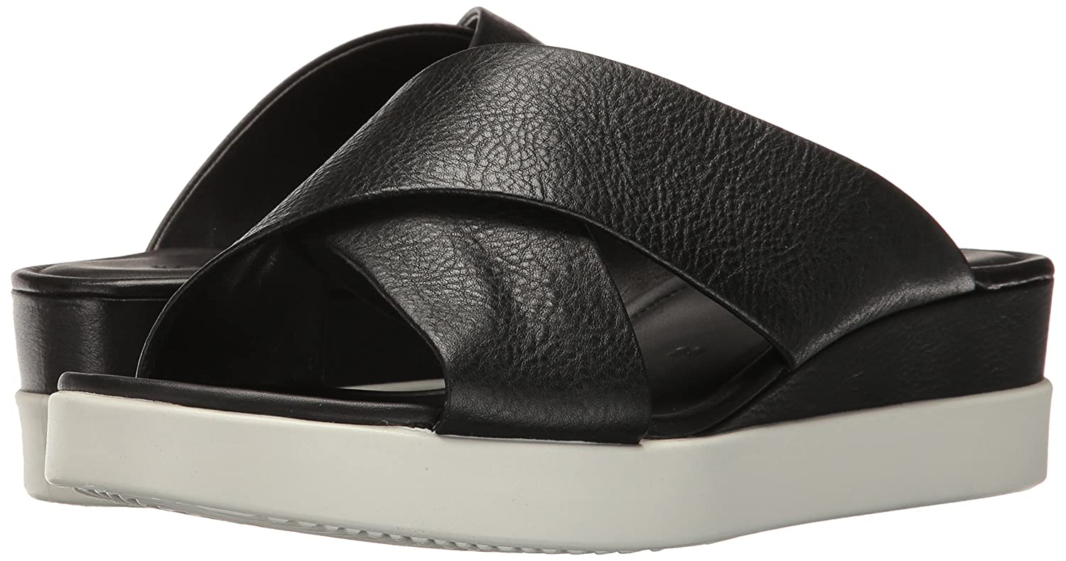 c30edfcdbdbd Amazon.com  ECCO Women s Touch Plateau Platform Slide Sandal  Shoes