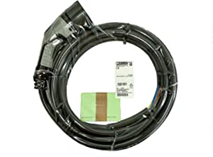 Phoenix Contact emobility Cable de carga (Mennekes) Tipo 2 - Abierto Cable Extremos | 3Phase | 22kW | 5m (1627355)