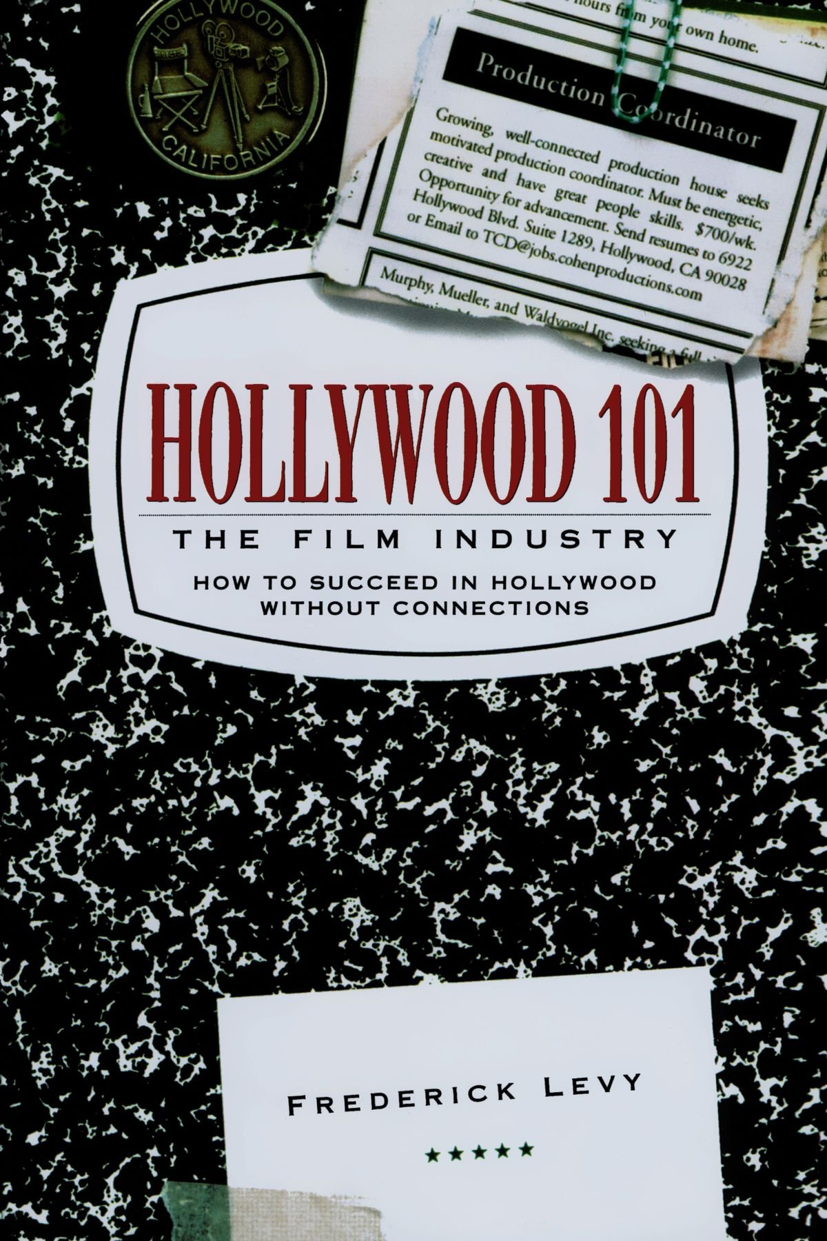 Download Hollywood 101: The Film Industry PDF