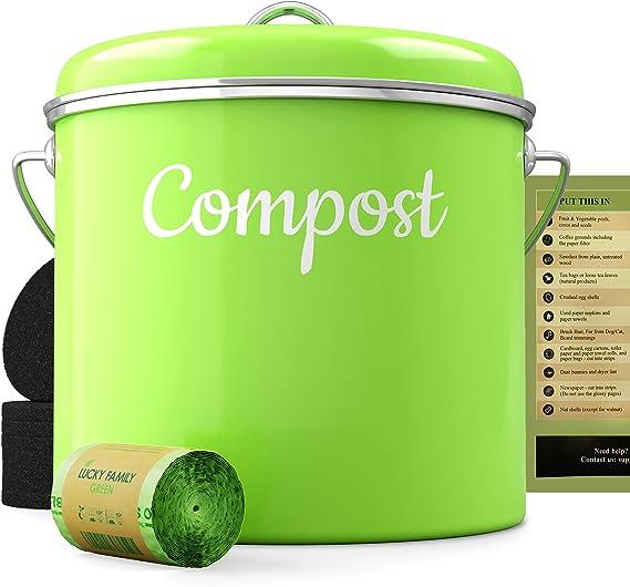 Innotak Indoor Countertop Composter