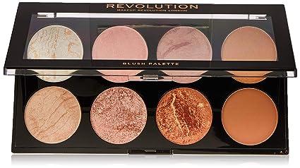 Revolution Palette Blush Contour Makeup Golden Et SugarAmazon xBQredoCW