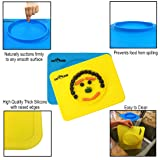 Baby Chubb Silicone Bowl Baby Placemat Oven