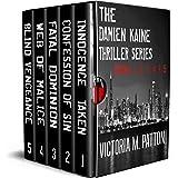 Damien Kaine Thriller Series Books 1-5