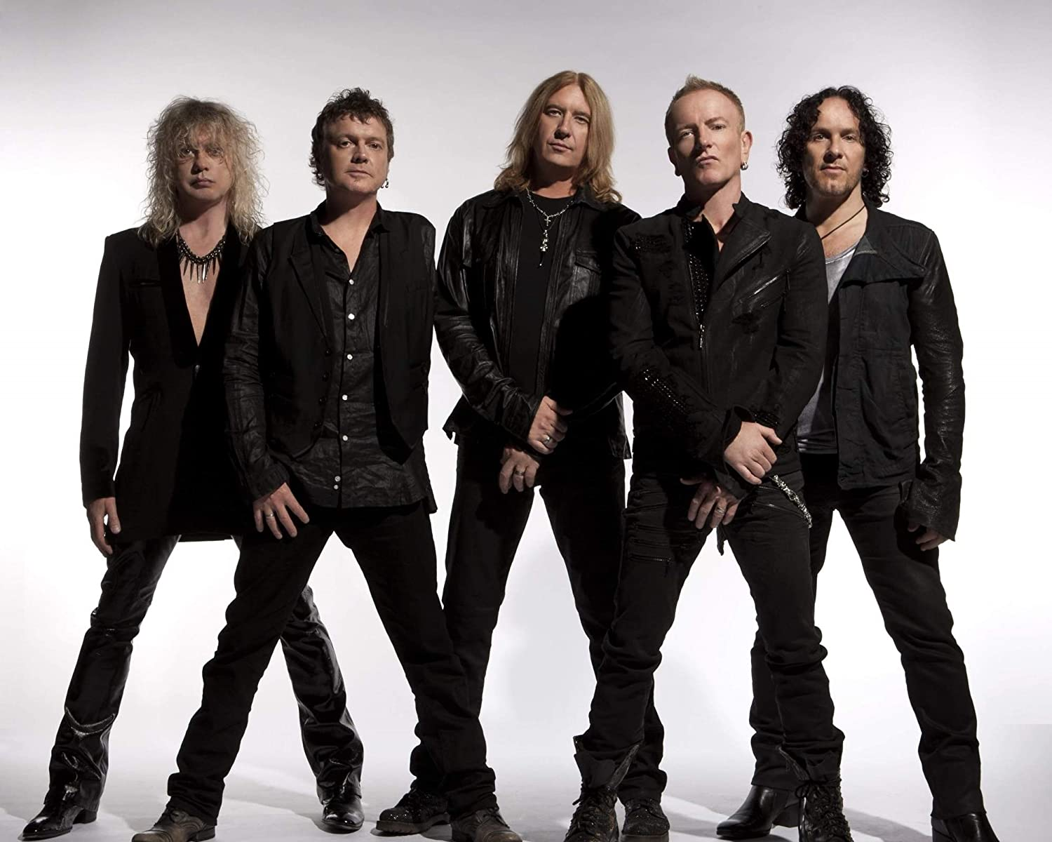 Def Leppard 8 x 10//8x10 GLOSSY Photo Picture IMAGE #2