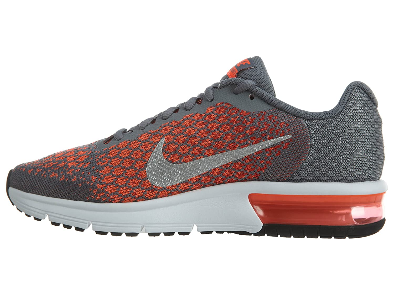 Nike    Nike Nike Air Max Sequent 869993 002 Scarpe da Ginnastica Basse Uomo Donna Grigio Rosa Nuova Collezione 2017   869993 002 25f05d