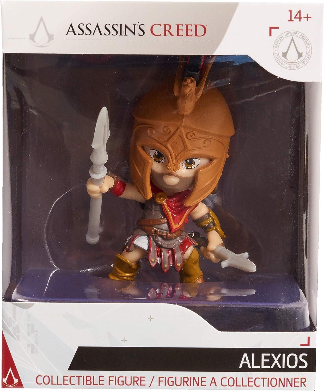 Amazon Com Ubisoft Creed Collection 3 Figures Alexios Action