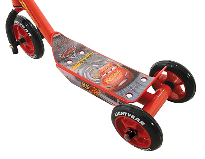 Desconocido Cars 3 M14362 Disney - Patinete My First Triy ...