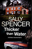 Thicker Than Water: A British police procedural set in 1970s (A Monika Panitowski Mystery Book 10)