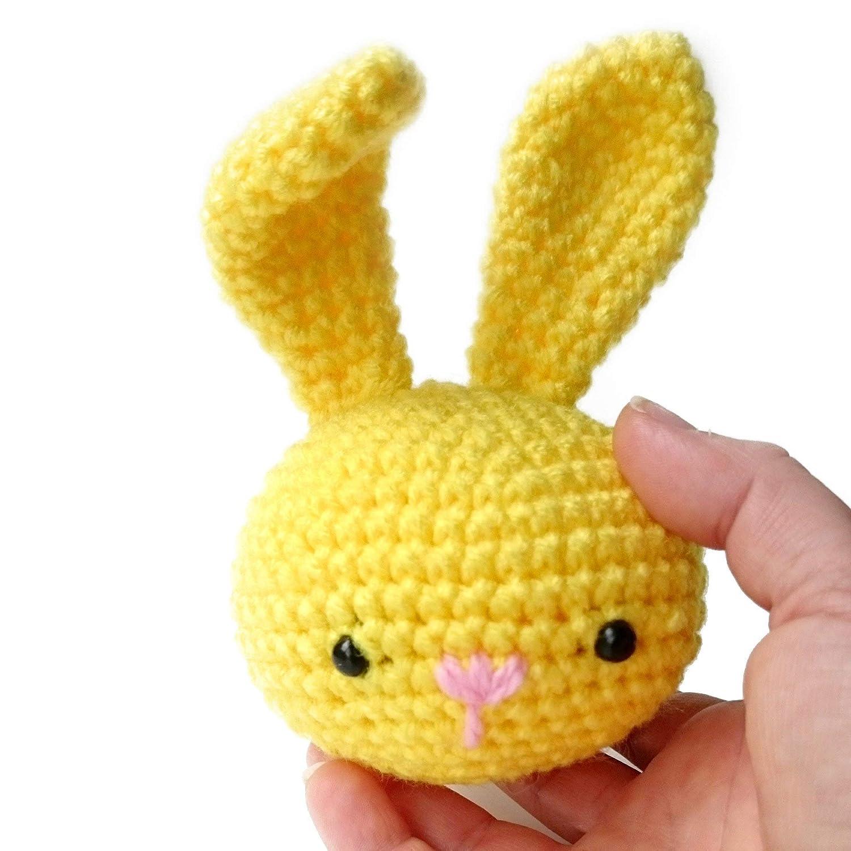 Crochet Amigurumi Bunny Pattern English only | Etsy | 1500x1500