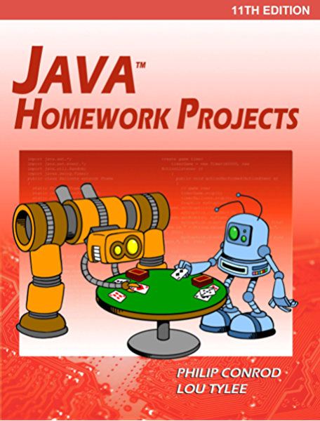 Amazon.com: Java Homework Projects - 11th Edition: A NetBeans GUI Swing Programming  Tutorial eBook: Conrod, Philip, Tylee, Lou: Kindle Store