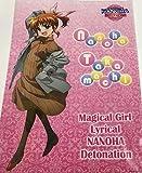 【 映画グッズ 】 魔法少女リリカルなのは Detonation 特典グッズ 〈 A3クリアポスター なのは 〉