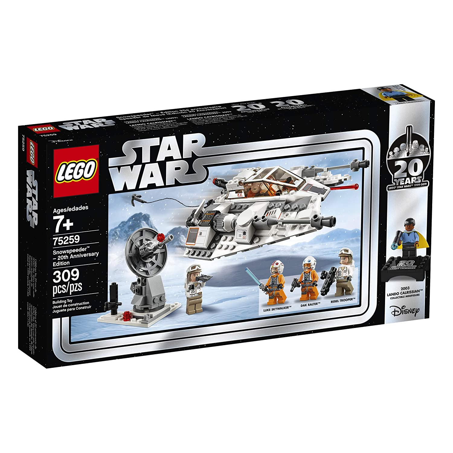 Top 9 Best LEGO Snowspeeder Sets Reviews in 2021 12