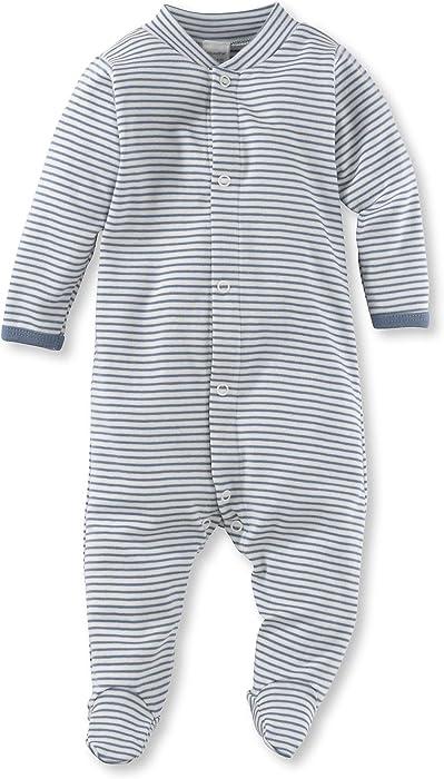 hessnatur Baby M/ädchen und Jungen Unisex Schlafoverall aus Reiner Bio-Baumwolle