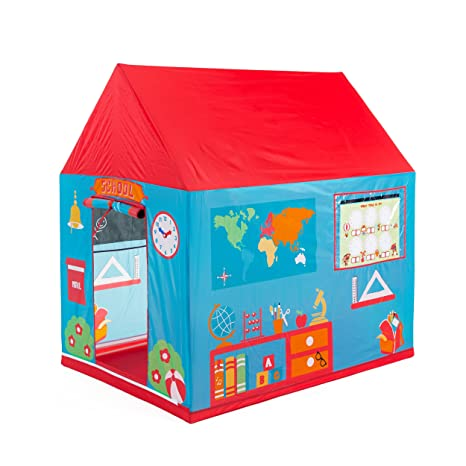 Fun2Give School Play Tent  sc 1 st  Amazon.com & Amazon.com: Fun2Give School Play Tent: Toys u0026 Games