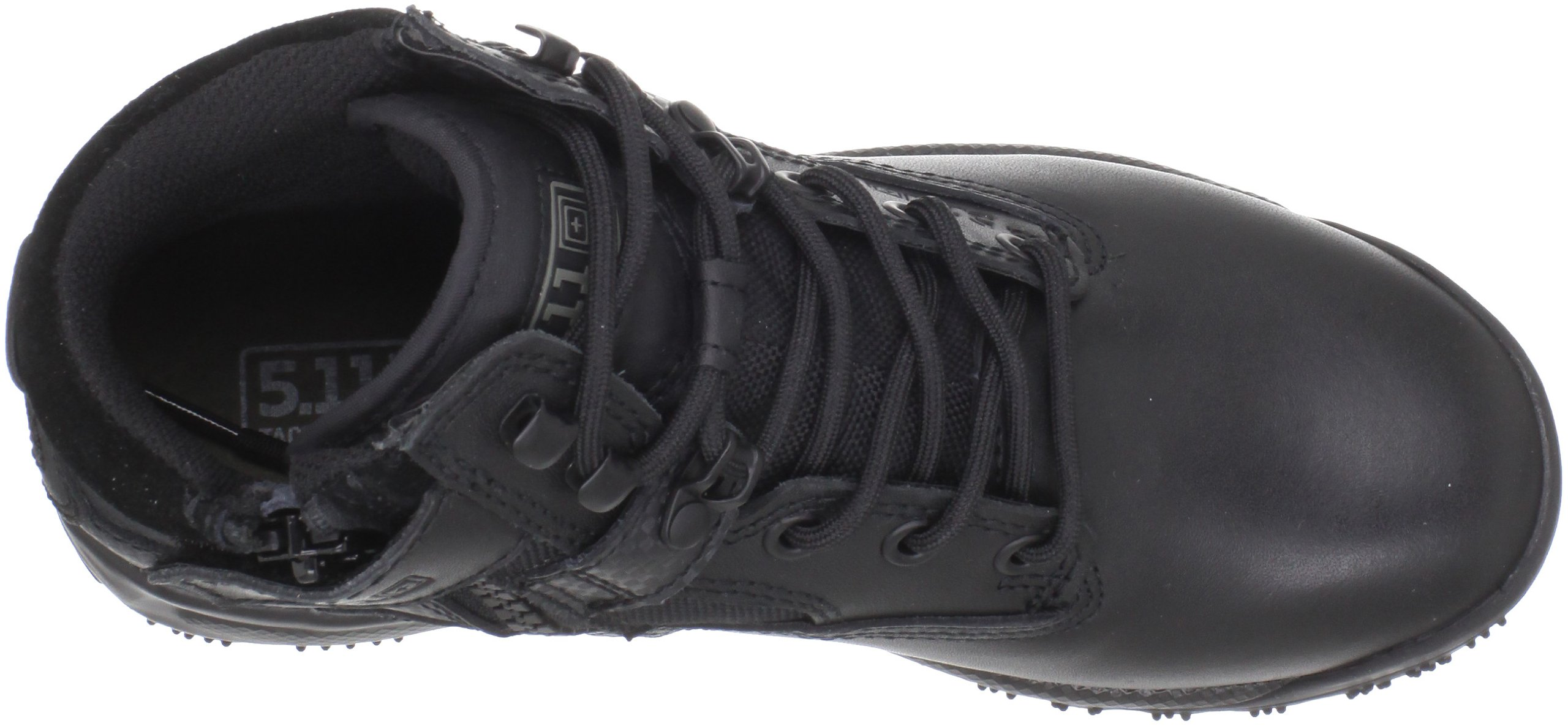 5.11 Women's A.T.A.C. 6'' Side Zip Tactical Boots, Style 12025, Black, 6 R by 5.11 (Image #7)