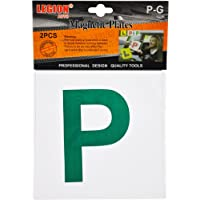 Green P, Magnetic Plate, P Plate, 2Pcs