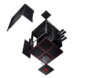 HP 900-099nn Torre Negro carcasa de ordenador - Caja de ordenador (Torre, PC, Micro-ATX, Negro, 2.5,3.5