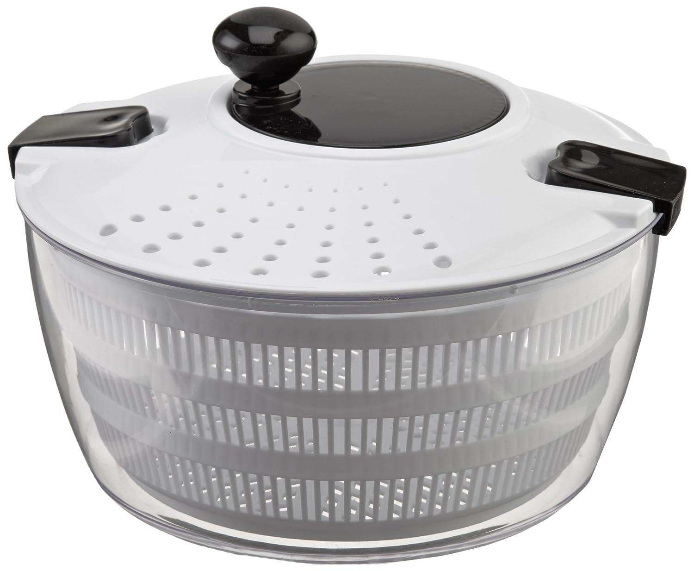 Excelsteel Cook Pro Inc Salad Spinner, 4-1/2-Quart Inc. 605