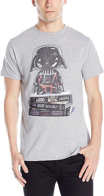 Star Wars Hombre VHS Funk camiseta: Amazon.es: Ropa y accesorios