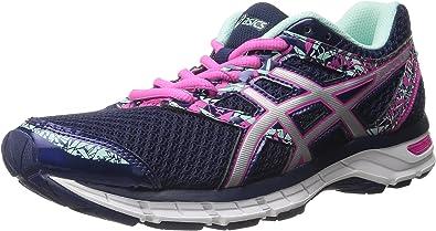 Asics Gel-Excite 4 - Zapatos de Entrenamiento de Carrera en ...