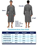 TowelSelections Men's Robe, Turkish Cotton Terry