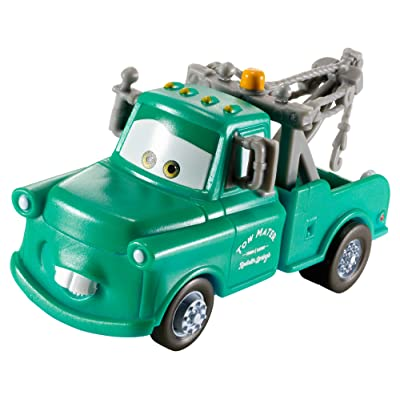 Disney/Pixar Cars, Color Changers, Brand New Mater Vehicle (Teal to Green) 1:55 Scale: Toys & Games [5Bkhe0303366]