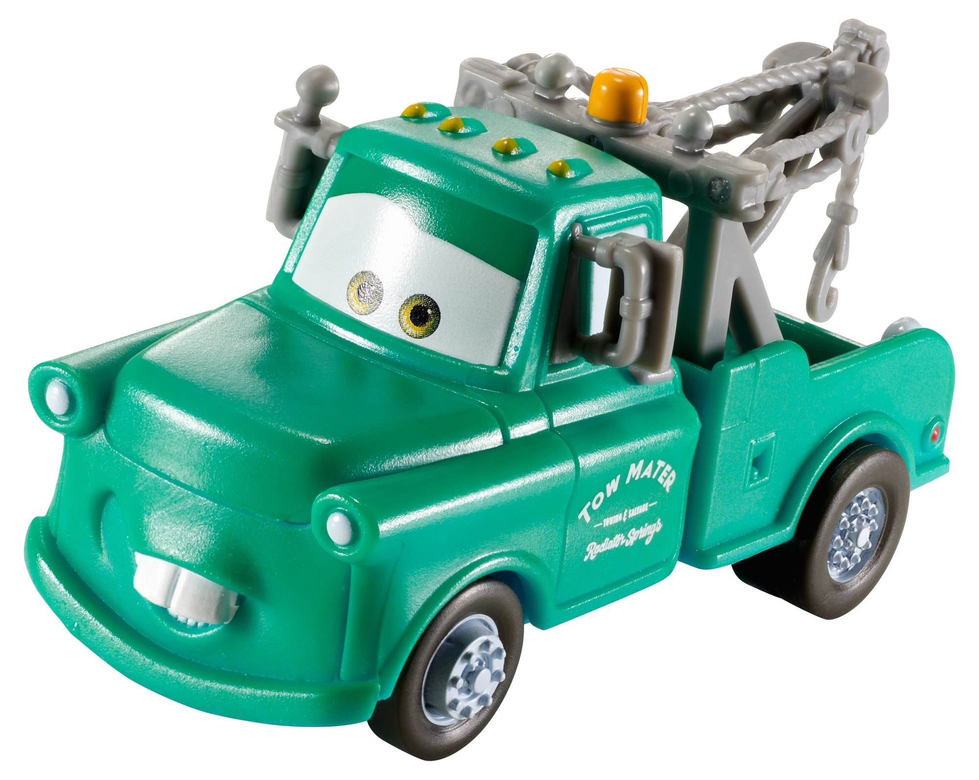 Disney Pixar Cars Color Changers Brand New Mater Vehicle Teal To Green 1 55 Scale Buy Online In United Arab Emirates Disney Cars Toys Products In United Arab Emirates See Prices