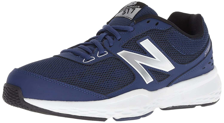 New Balance Men's MX517v1 Training Shoe B075R82LJM 7.5 D(M) US|Techtonic Blue