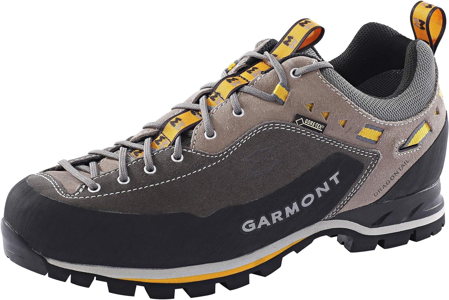 Garmont Dragontail MNT GTX Herren Zustiegsschuhe Herren grau Wanderschuhe Schuhe