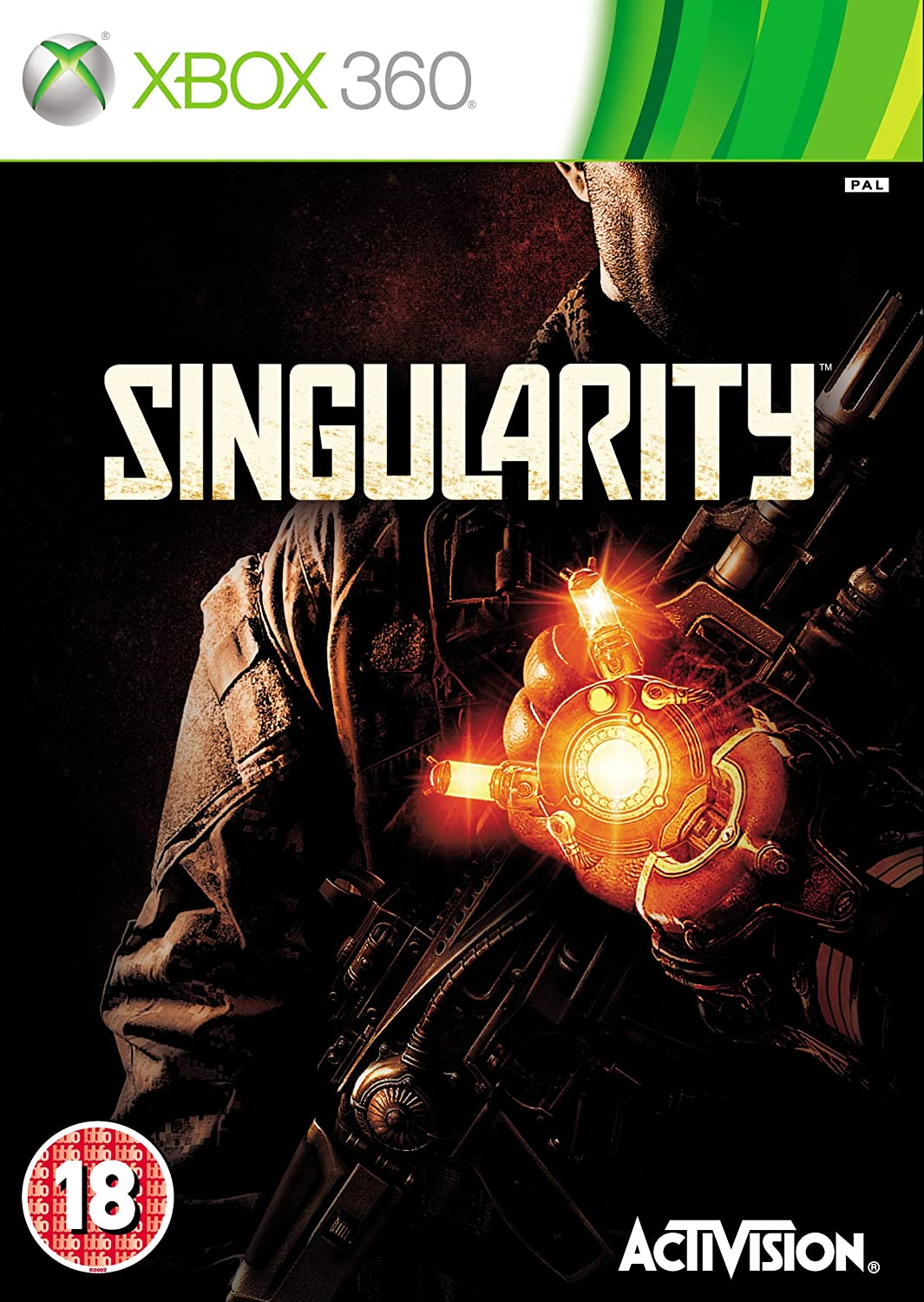Singularity (Xbox 360) [Import UK]: Amazon.es: Videojuegos