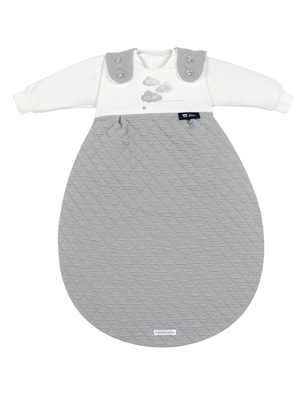 Alvi Baby-Mäxchen 3tlg. bellybutton Classic Line Dream grey, Größe:56/62 Größe:56/62