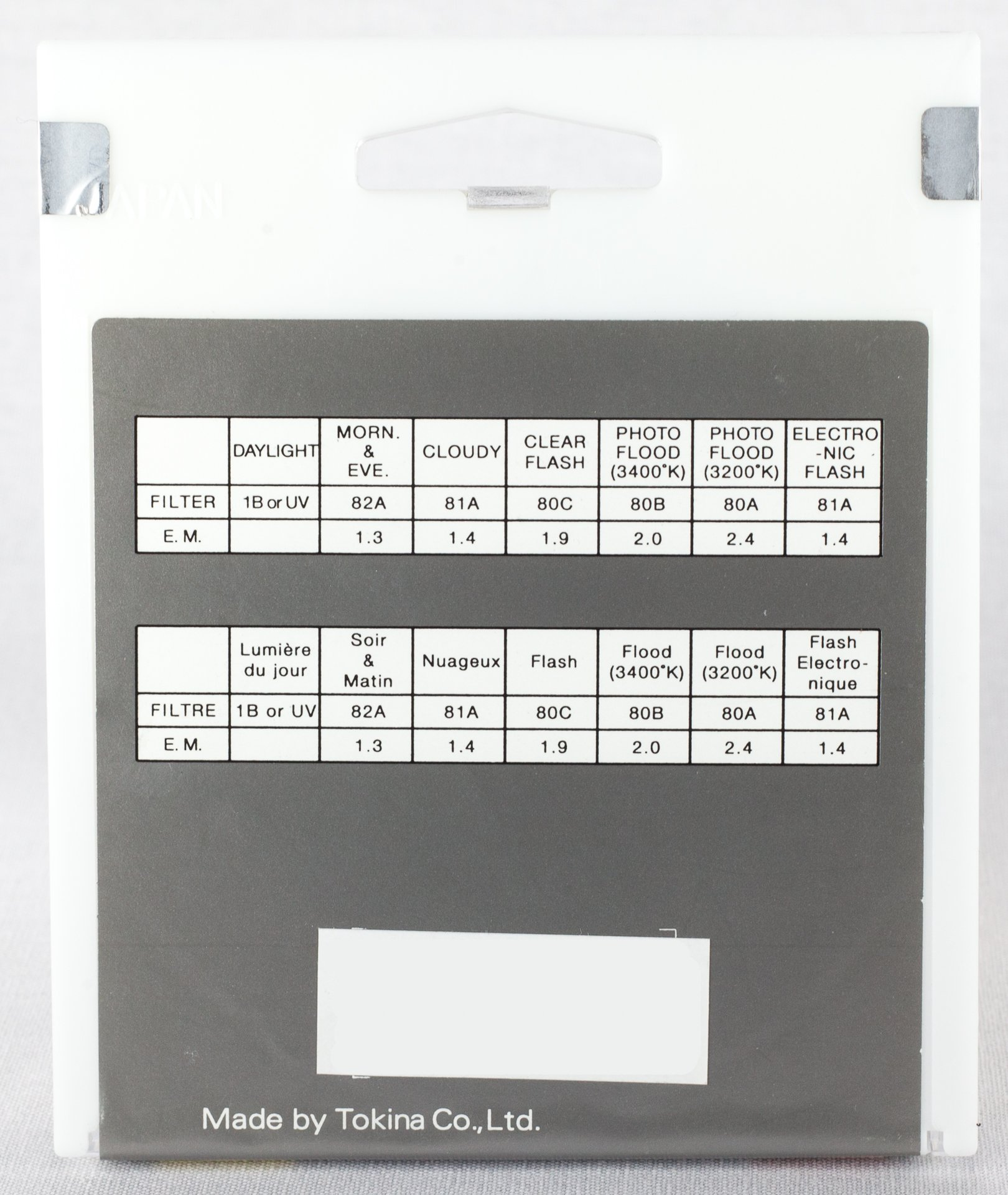 Hoya 52mm 81C Warming Multi Coated Glass Filter