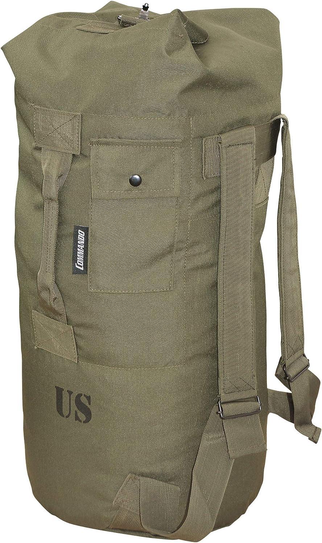 /Petate Marino Saco Mochila Bolso Ropa Sucia Varios Modelos US Army Airforce Duffle Bag X-Lite 80/cm x 50/cm US/
