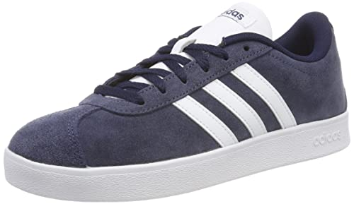 adidas Unisex Kids Vl Court 2.0 K Fitness Shoes  adidas  Amazon.co ... 4444a487a324
