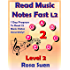 Read Music Notes Fast Level 2: Read 22 Music Notes Accurately in 7 Days: Music Theory